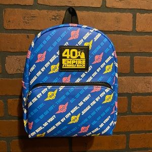 Funko Star Wars Backpack 40th Empire Strikes Back